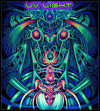 UV Banner : PsyAlaska Nymph