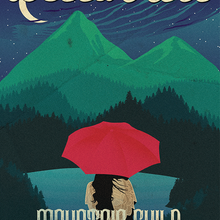 2018 Tour Poster - Mountain Child