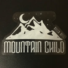 Mountain Child Decal