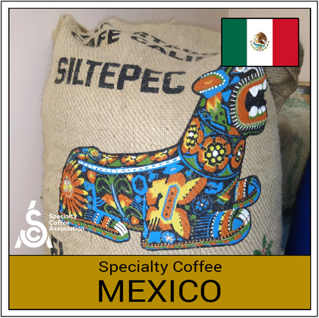 Specialty Coffee - Mexico Jaguar Organic