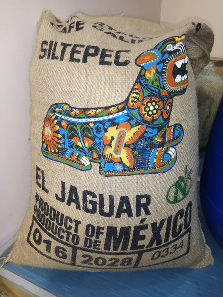 חדש! - Specialty Coffee - Mexico Jaguar Organic