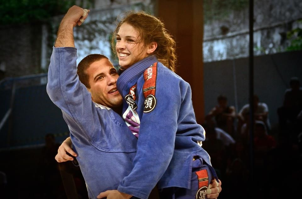 What is it like to train BJJ as a couple?