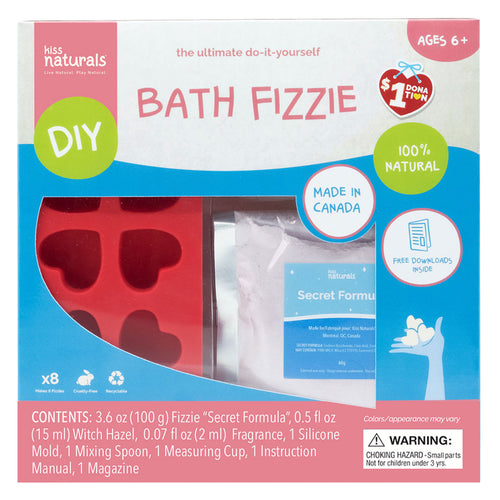Bath Fizzie Kit - DIY