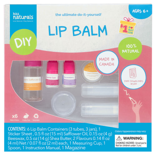 Lip Balm Kit - DIY