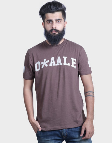O*mmale t-shirt by angi clothing