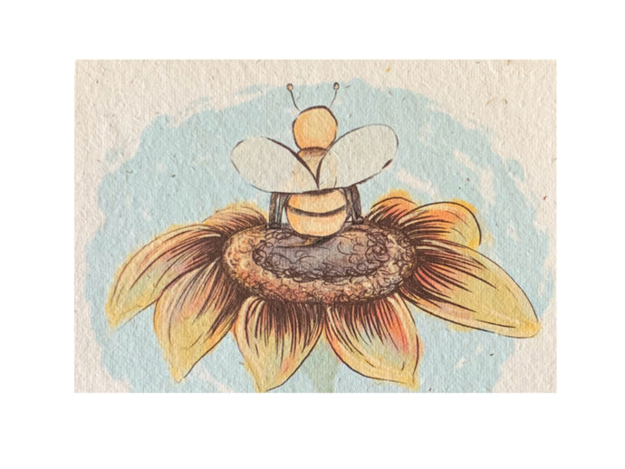 Bee Dreamy Plantable Card