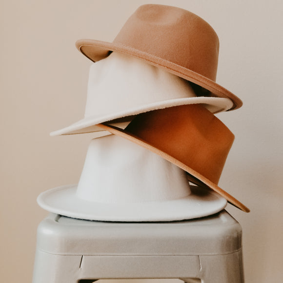 CLASSIC BRIMMED HAT COLLECTION