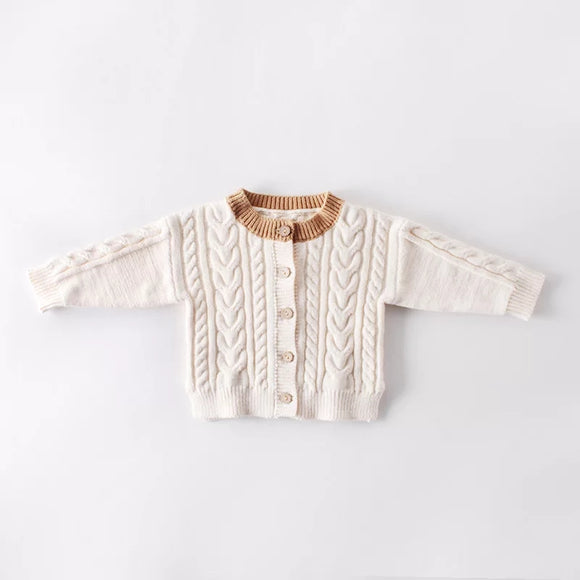 CABLE KNIT CARDI COLLECTION