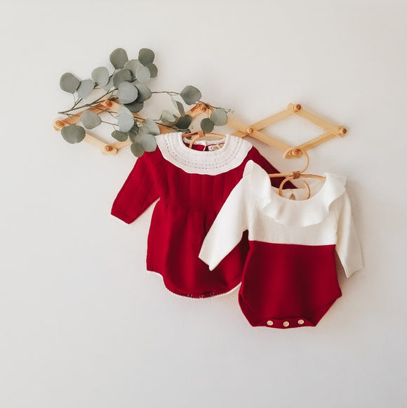 HOLIDAY TINY TOT ROMPER