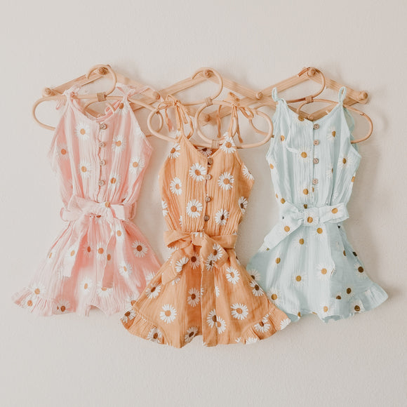 MISS DAISY ROMPER COLLECTION