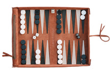Sondergut Deluxe Roll-Up Backgammon Game