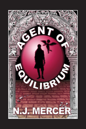 book cover for Agent of Equilibrium