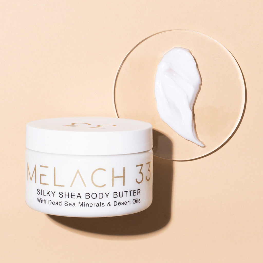 Silky Shea Body Butter