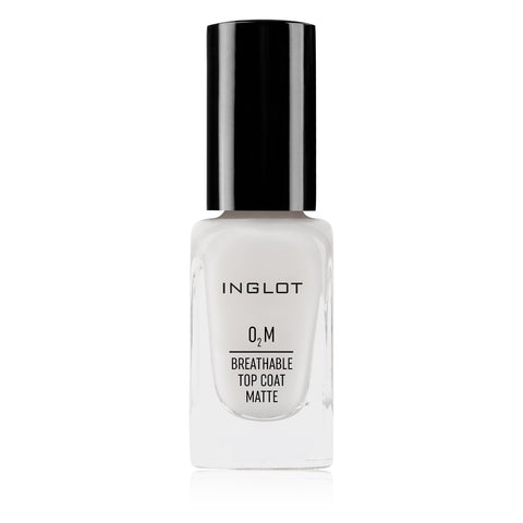 INGLOT O2M Breathable Top Coat MATTE - GetDollied USA