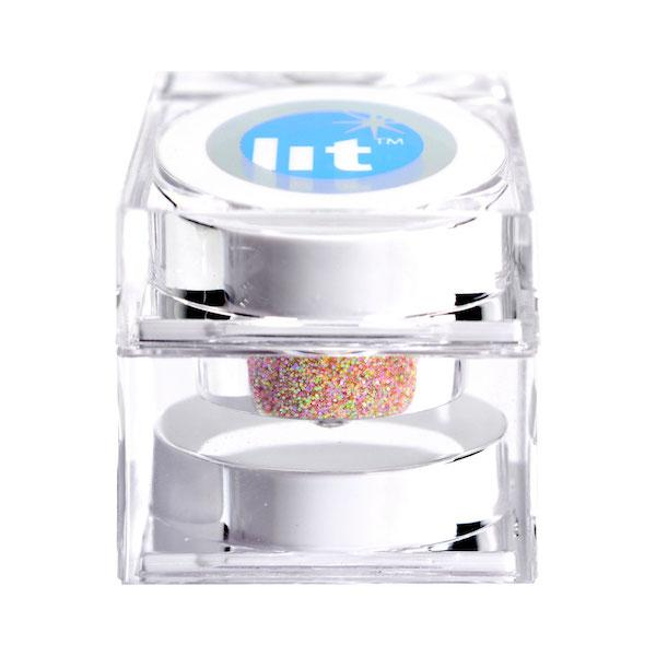 LIT Cosmetics Rainbow Ride Glitter in Glitter Size #3 - GetDollied USA