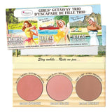 theBalm Cosmetics Girls Getaway Trio - GetDollied USA