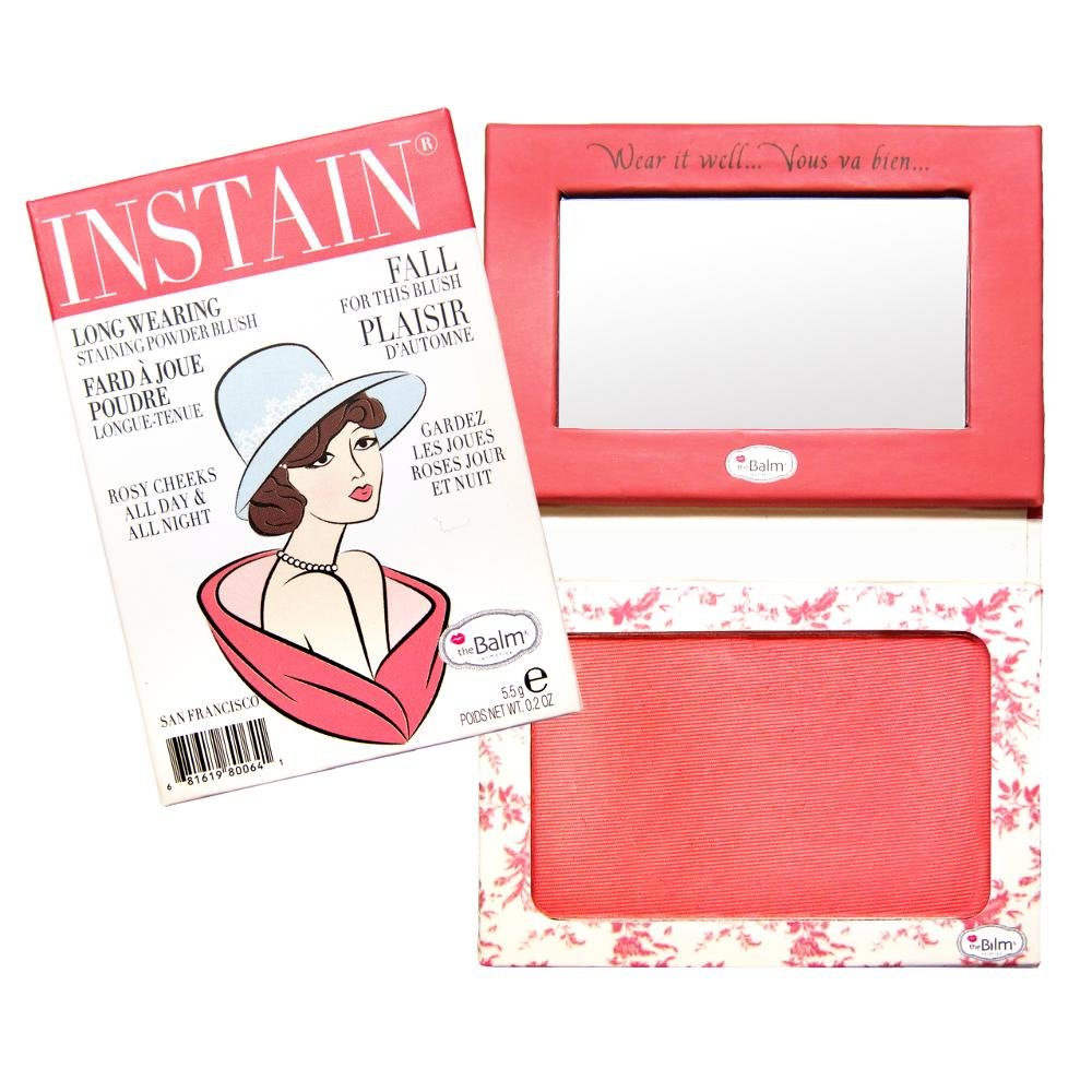 theBalm Cosmetics Instain Long-Wearing Staining Powder Blush - GetDollied USA
