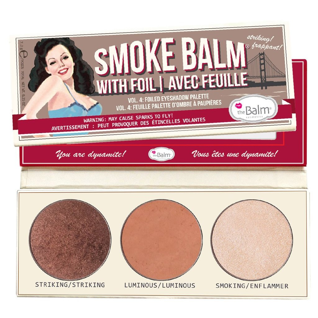 theBalm Cosmetics SmokeBalm Vol. 4 - GetDollied USA