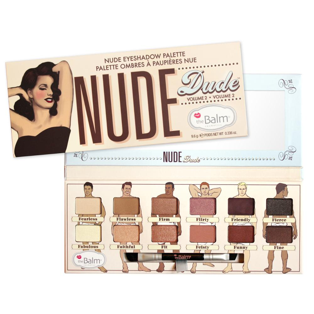 theBalm Cosmetics Nude Dude - GetDollied USA