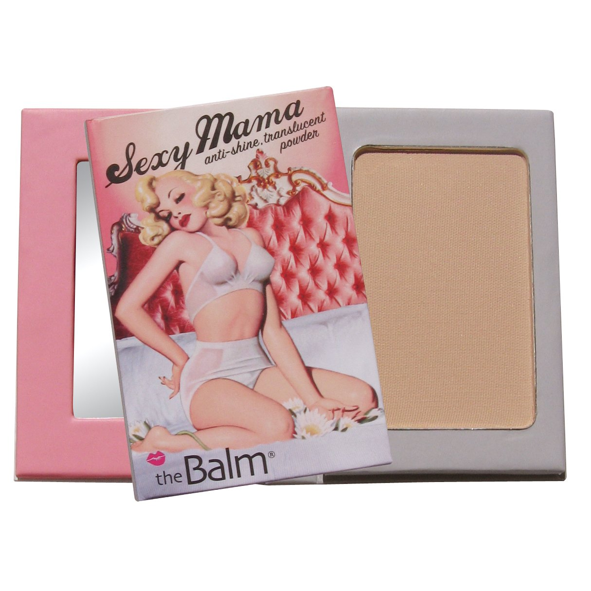 theBalm Cosmetics Sexy Mama Anti-Shine Translucent Powder - GetDollied USA