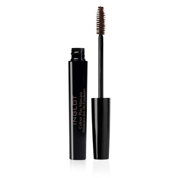 INGLOT - COLOUR PLAY MASCARA - 01 BROWN - 1