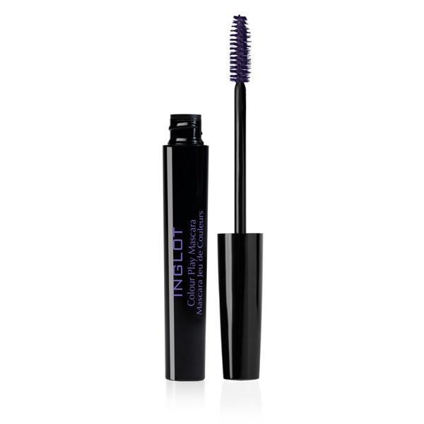 INGLOT - COLOUR PLAY MASCARA - 04 PURPLE - 4