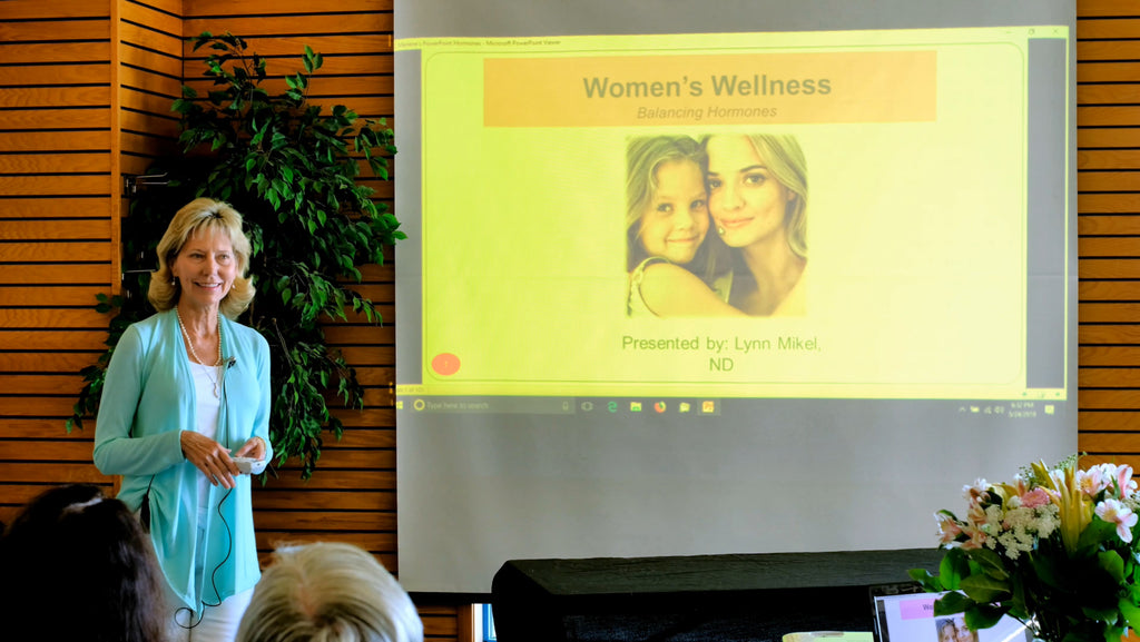 Women's Hormones and Health - A Talk with Dr. Mikel