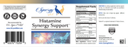 Histamine Synergy Support Full Spectrum Allergy Relief