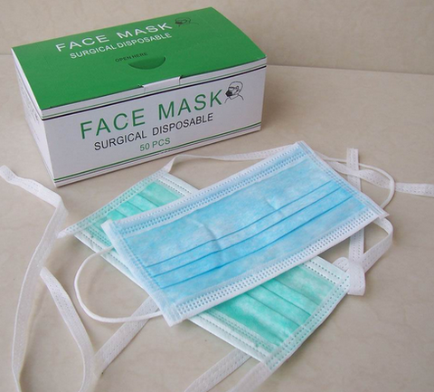 3 Ply Thick Reusable Face Mask