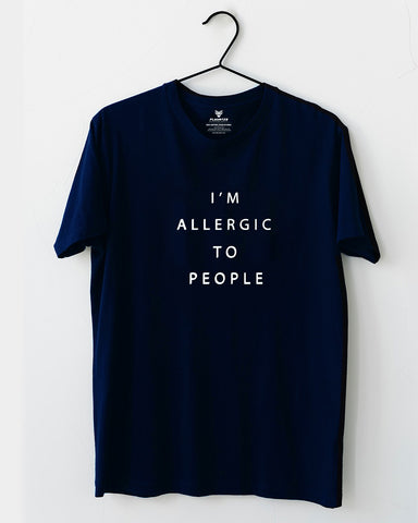 I'm Allergic To People T-shirt