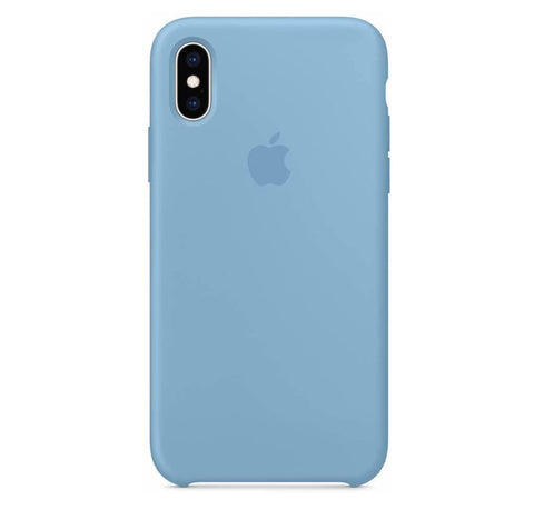 Silicone Cover - Cornflower Blue