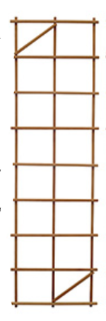 "Ladder Trellis 24""X84"""
