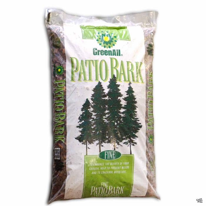 Patio Bark Fine 2 cu ft