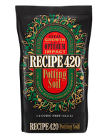Recipe 420 Potting Soil 1.5 cu ft