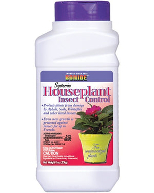 Systemic Houseplant Insecticide 8 oz
