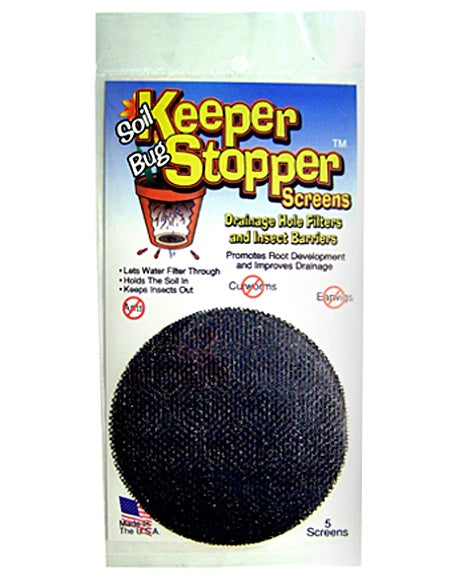 Keeper Stopper Screen