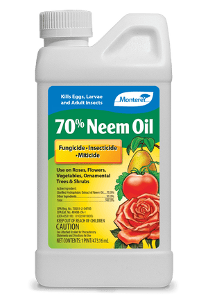 Monterey Neem Oil 70% Concentrate 1 Pint