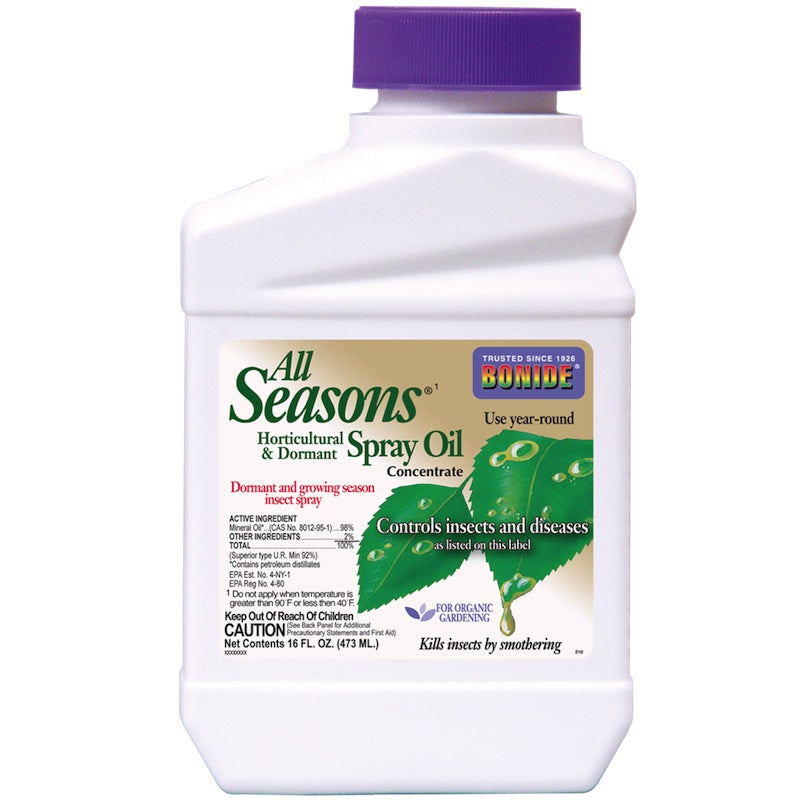 All Season Oil 16 oz concentrate