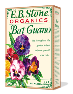 Bat Guano 1.5 lb Box 9-2-1