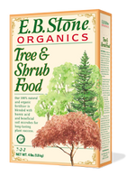 Tree & Shrub Food 4lb 7-2-2