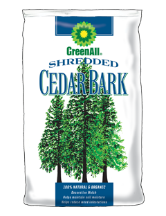 Shredded Red Cedar 2cuft GreenAll
