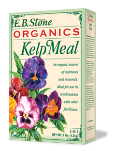 Kelp Meal 3 lb Box 1-0-1