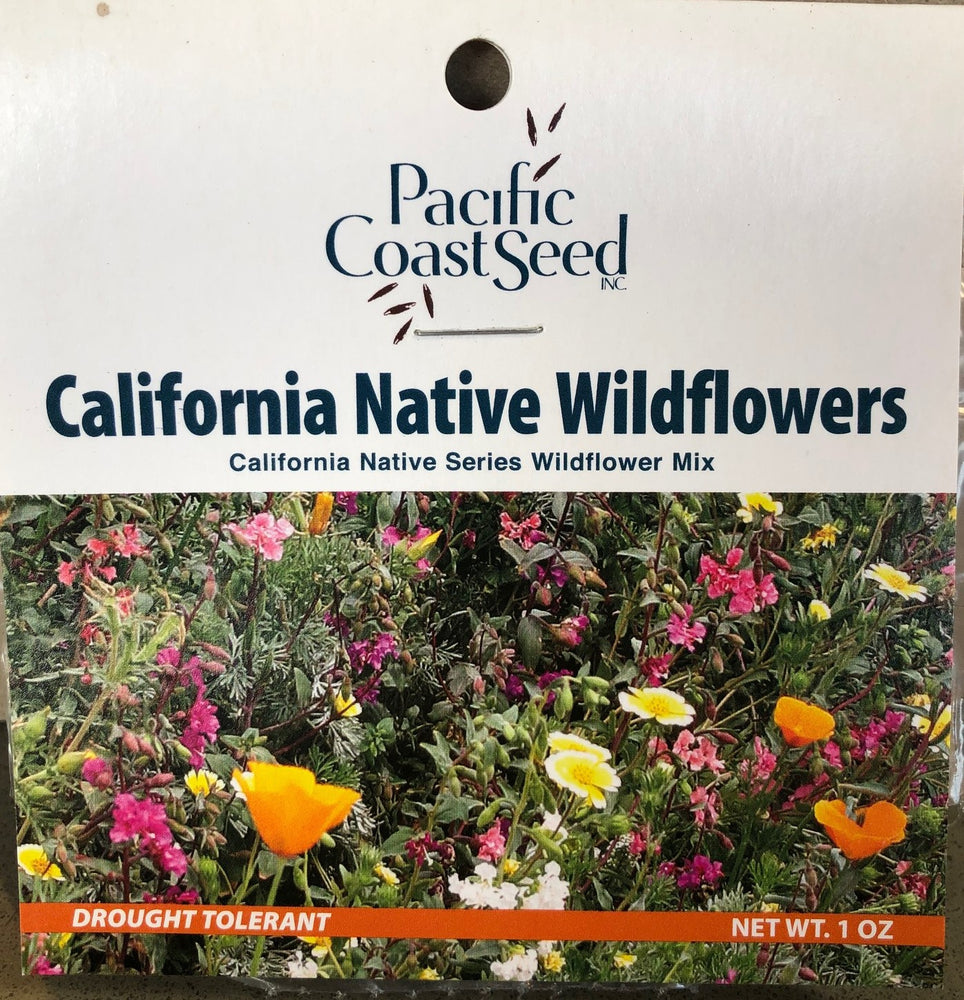California Native Wildflowers 1oz