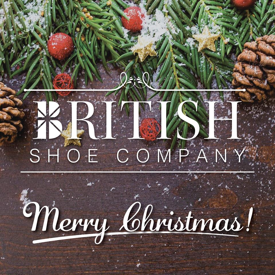 Christmas Is Here - British Shoe Company