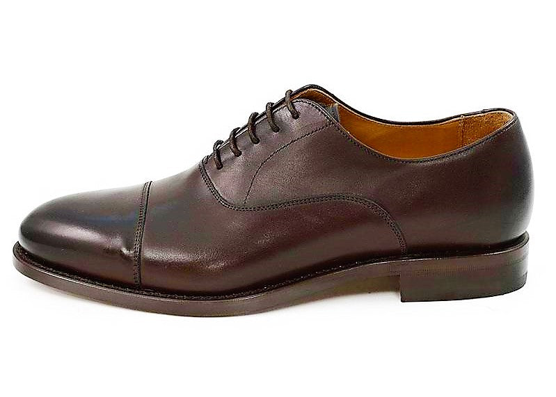 Berwick Men's Toe Cap Leather Oxford Shoes 4311/K7