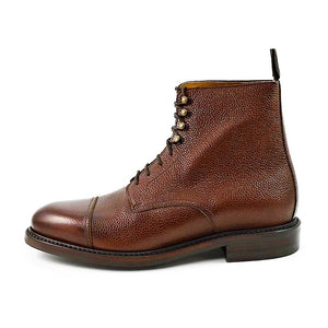 Berwick Men's Cap Toe Leather Lace-Up Boots 321/K2