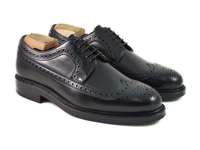 Berwick Men's Derby Brogue Leather Lace-Up Shoes 3681/K2