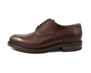 Berwick Men's Grained Leather Derby Shoes 4169/K1