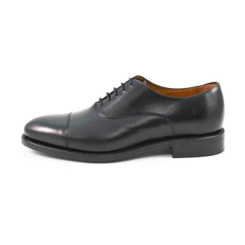 Berwick Men's Toe Cap Leather Oxford Shoes 4311/K2