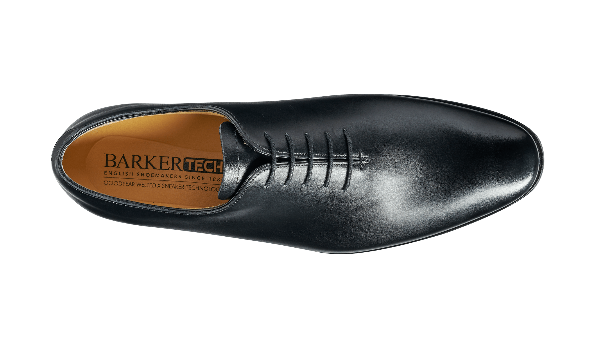 Barker Men's Armstrong Leather Oxford Shoes 4501/16